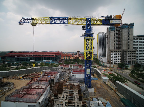 tower crane inspection